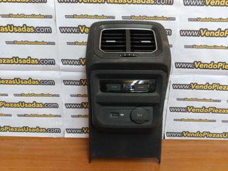 5NA864298A - Consola central trasera 12v USB TIGU