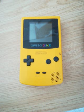 Gameboy color