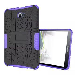 Funda y cristal templado Samsung Galaxy Tab A
