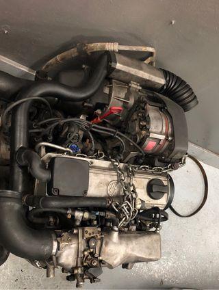 G60 motor + Centralita