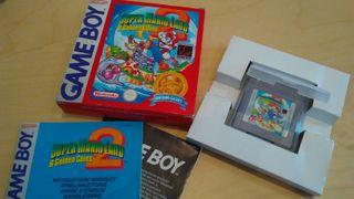 Juego Super Mario Land 2 para Nintendo Game Boy