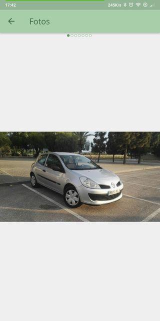 Renault clio 3 1.2 16v 2007