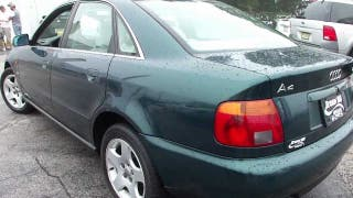 Audi A4 1.8 Turbo (1996)