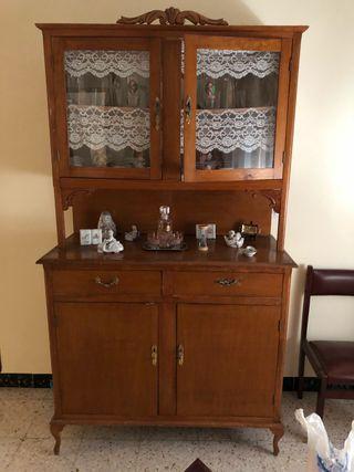 Mueble antiguos de segunda mano en wallapop - Segundamano muebles antiguos ...