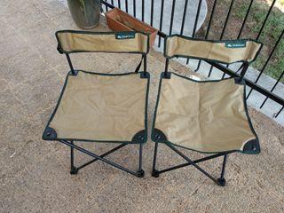 Dos Sillas Plegables Camping Decathlon ...