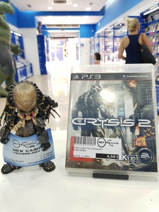 CRYSIS 2 PS3 IMPECABLE