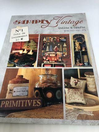 Revista patchwork simply