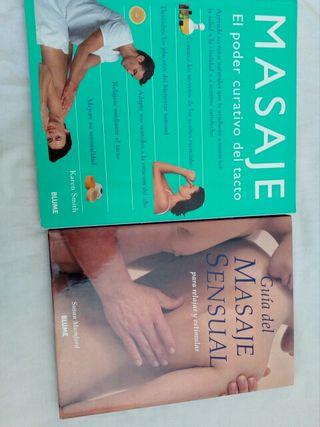 Masaje y masaje sensual