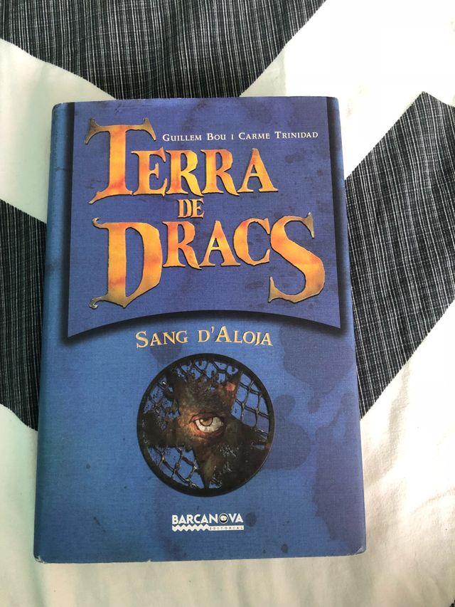 Terra de Dracs, Sang d'Aloja