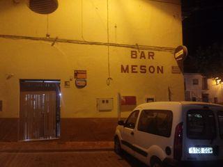 Traspaso de bar restaurante en Soneja