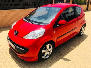 Peugeot 107 2009 impecable