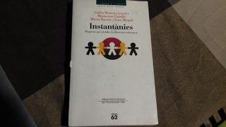Llibre educació. Instantànies, de Carles Monereo
