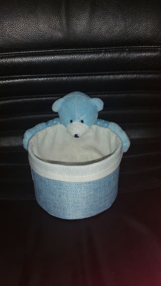 cesta aseo bebe