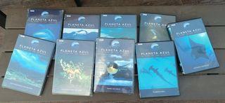 Planeta azul 9 DVD