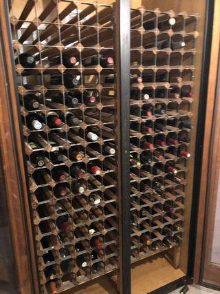 Refrigerador de vino