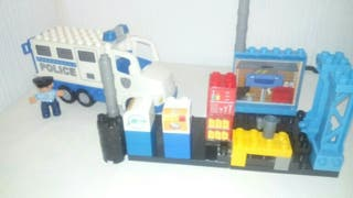 Juego LEGO de construcciones