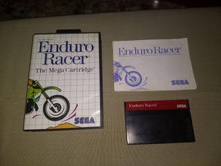 Enduro race