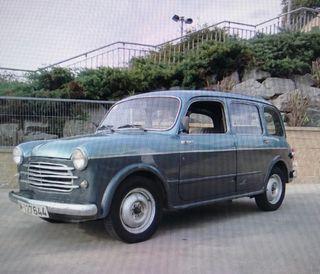 Fiat 1100 Familiare 1955