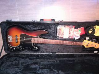 Circuito Jazz Bass Pasivo : Bajo fender american precision jazz bass deluxe de segunda mano