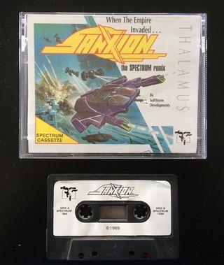 ZX SPECTRUM SAXION