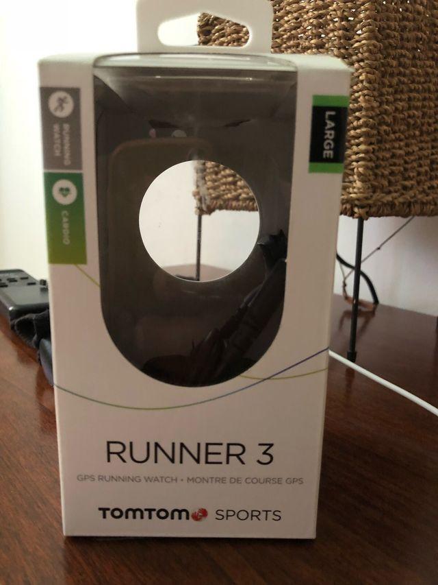 Reloj de actividad Tomtom Sports Runner 3