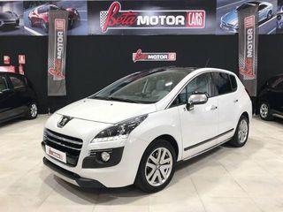 Peugeot 3008 2.0 HYbrid4 147kW (200CV)