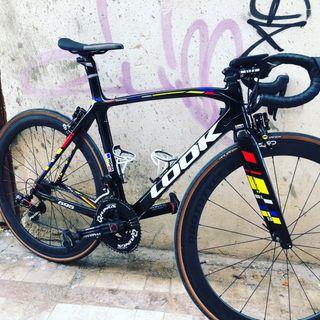 Bicicleta Look 695