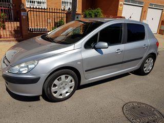 Peugeot 307 2.0hdi 110cv 280000km año 2002