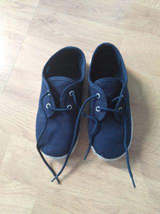 zapato talla 28