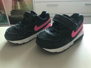 buy online dd1ae 02b9a Zapatillas Nike Air Max de Niña