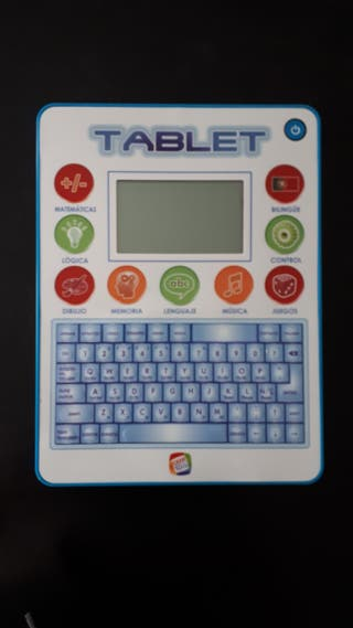 Tablet aprendizaje Cefa Toys