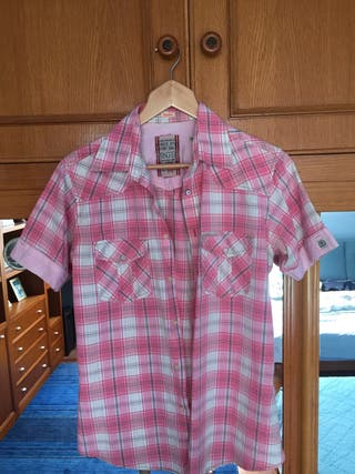 Camisa manga corta M