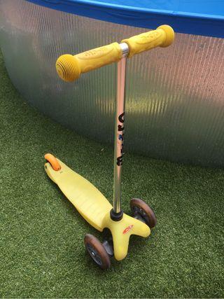 Scooter Micro 3 ruedas