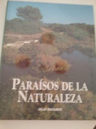 """enciclopedia """"Paraísos de la naturaleza"""""""
