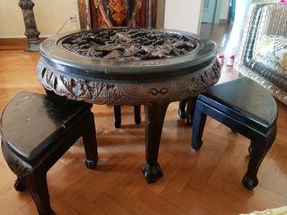 mesa antigua china