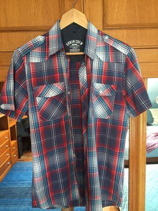 Camisa manga corta S