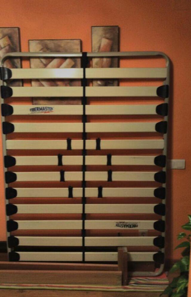 Somier fibra de carbono de segunda mano por 65 € en Valdemoro