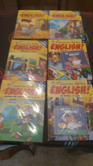 libros ingles infantil
