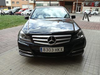 Mercedes-Benz Clase C 220 (2012)