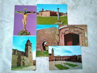 postales Medinaceli (Soria)...años 60