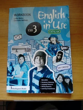 workbook English in use