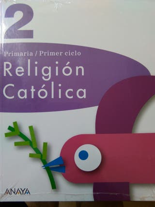 9788466798280 Religión Católica 2. ANAYA