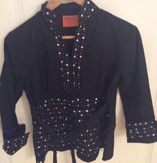 Camisa almatrichi negro