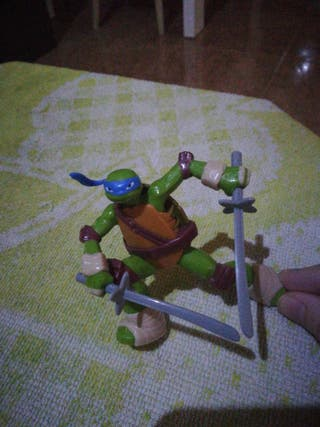 Muñeco/Figura Tortugas Ninja