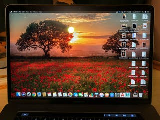 Apple MacBook Pro 15 i7 2,9 GHz 16 GB RAM 2017