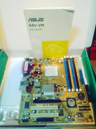 placa base socket 939