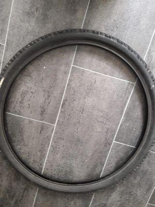 Cubierta rueda bici