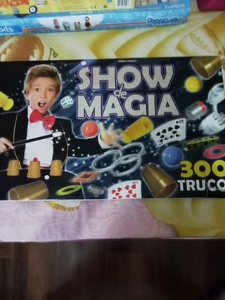 juego de magia (show de magia)