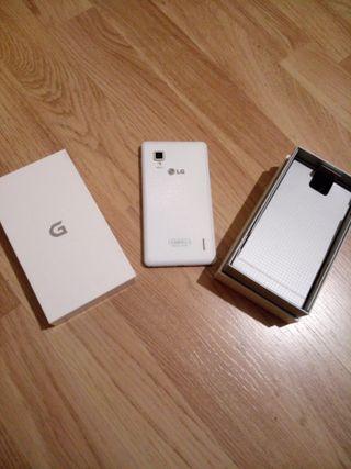 LG Optimus G blanco