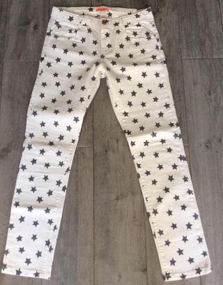 Pantalón estrellas zara